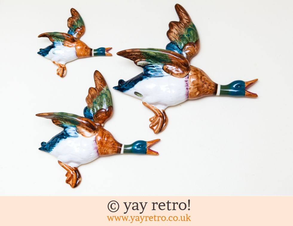 Beswick Flying Duck Small 596-4 (£30.00)
